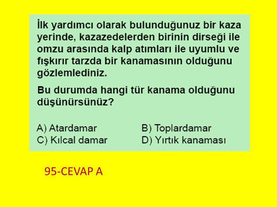 95-CEVAP A Soru 6..