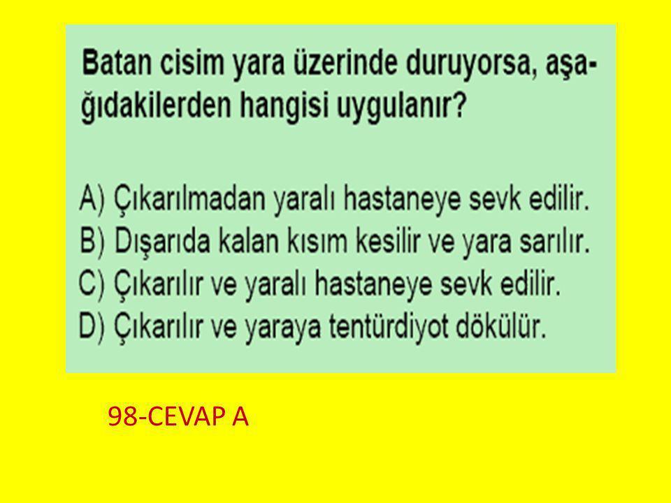 98-CEVAP A Soru 9..