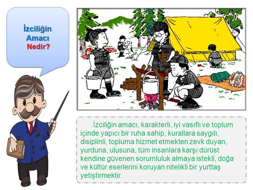 İzcilik Hakkında Atatürk'ün Görüşleri Nedir.Nedir.