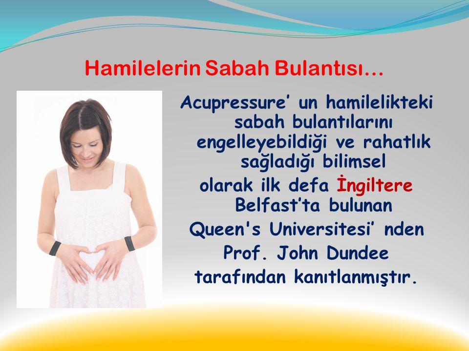 Hamilelerin Sabah Bulantısı… Hamileliğin erken dönemlerinde mide bulantısına getirilen geleneksel çözümler işe yarayabilir. Bunlara her sabah kalkmada