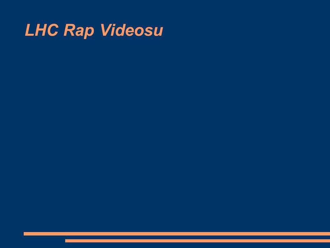 LHC Rap Videosu