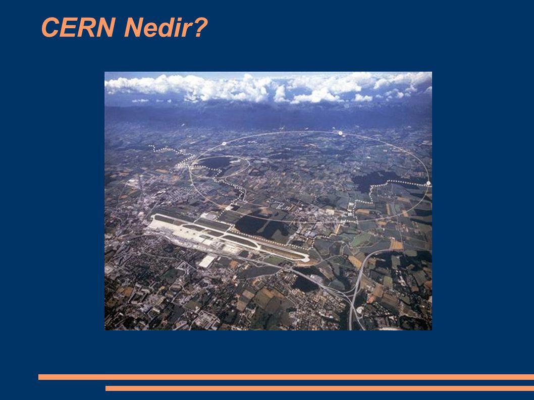 CERN Hızlandırıcı Kompleksi