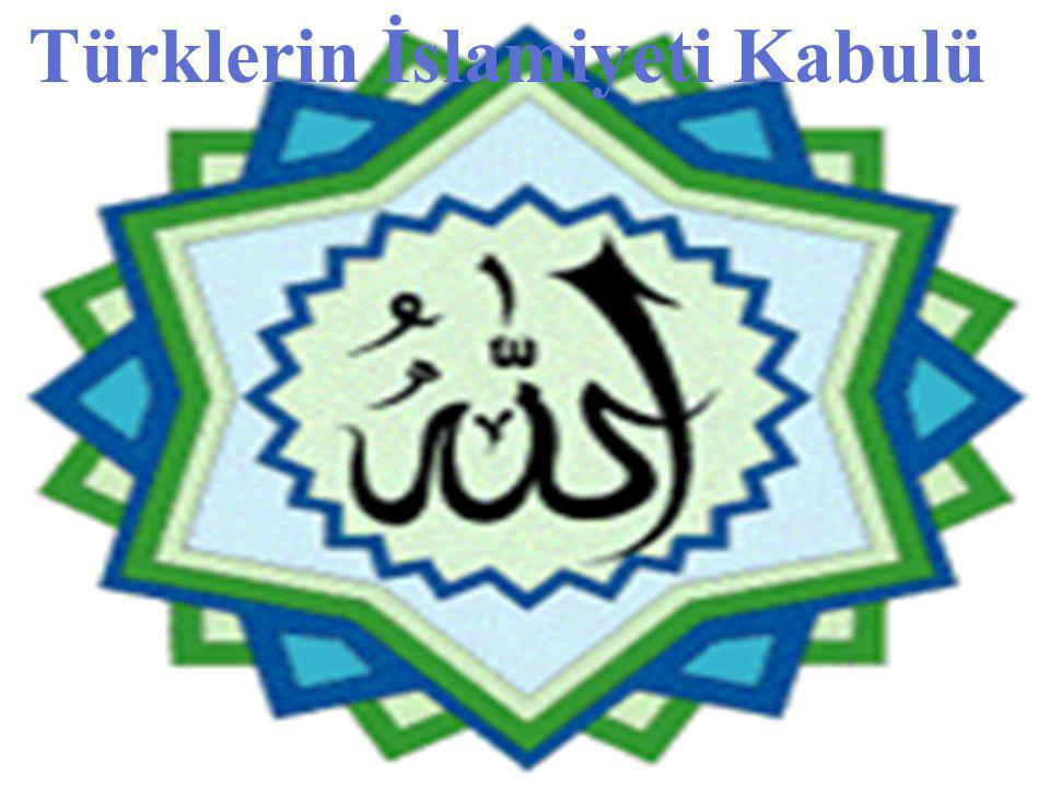 17.12.20143 Genel Bakış Konuyu genel çizgileri ile verin Her başlığın diğeriyle olan ilişkisini açıklayın Metin Türklerin İslamiyeti Kabulü