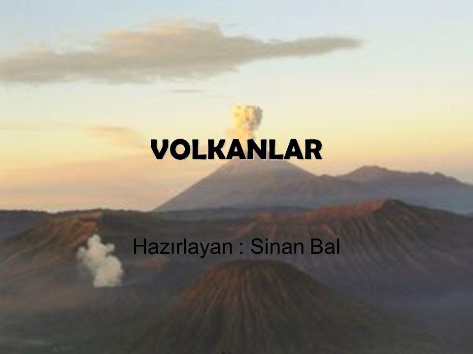 Magmanın yeryüzünde veya yeryüzüne yakın derinliklerdeki faaliyetine volkanizma denir.