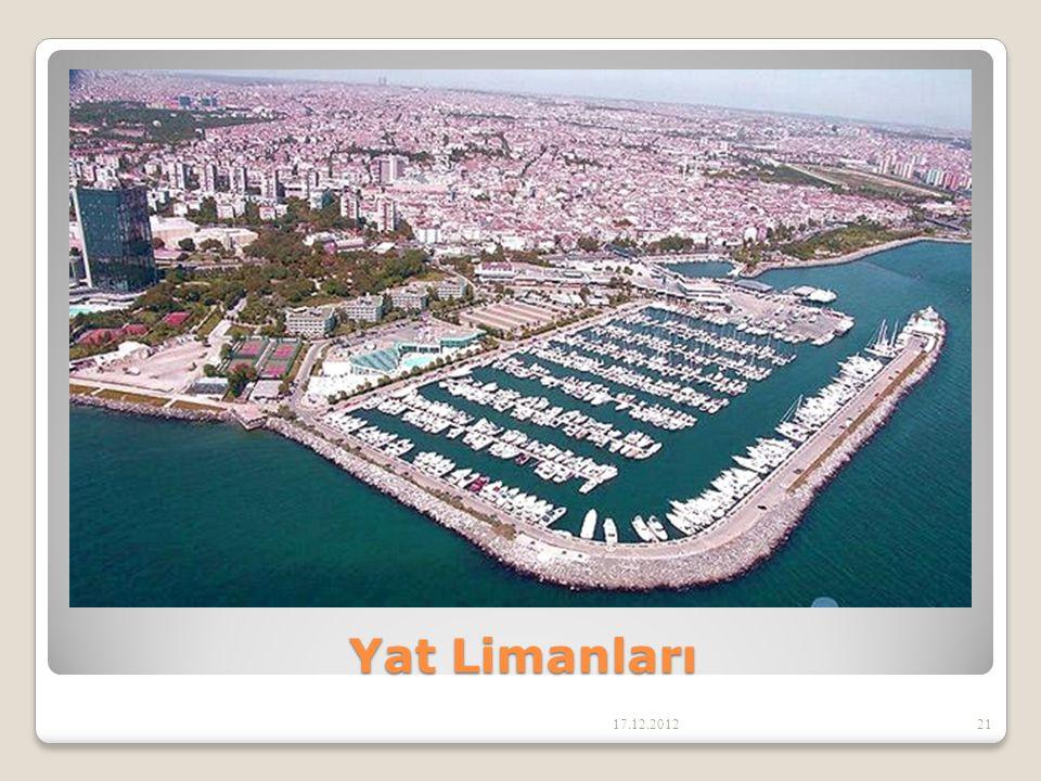 Yat Limanları 17.12.201221