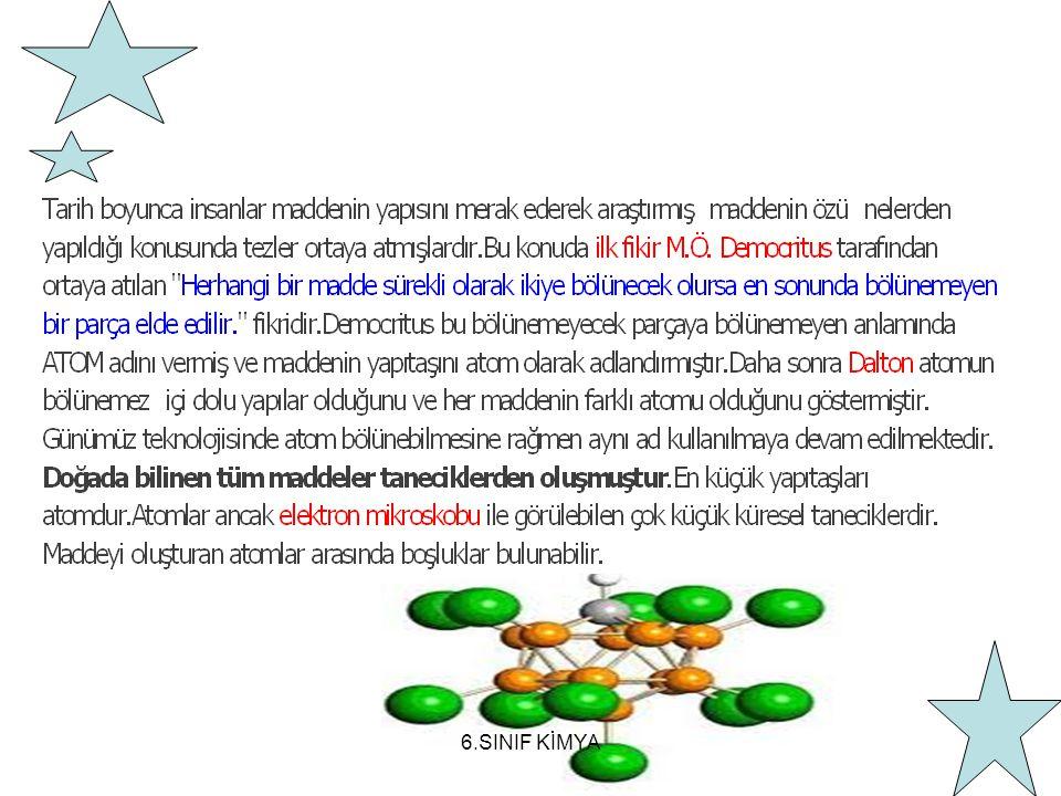 MOLEKÜLAynı cins veya farklı cins atomların birbirine bağlanmasıyla oluşan yapılardır.Bir molekülde en az iki atom birbirine bağlanmıştır.