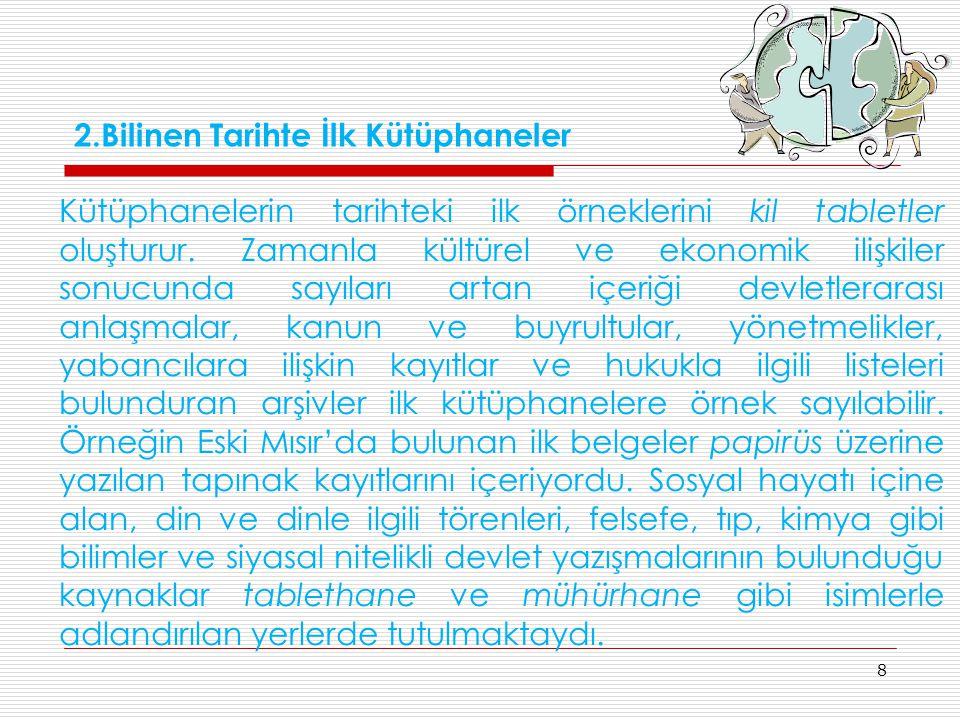 29 Beyazıt Kütübhanesi (Kütübhane-i Umumi-i Osmani)