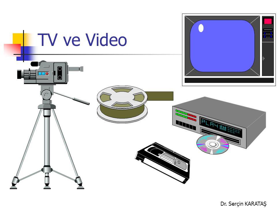Dr. Serçin KARATAŞ TV ve Video