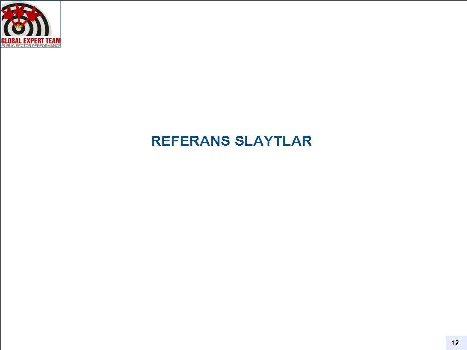 REFERANS SLAYTLAR 12