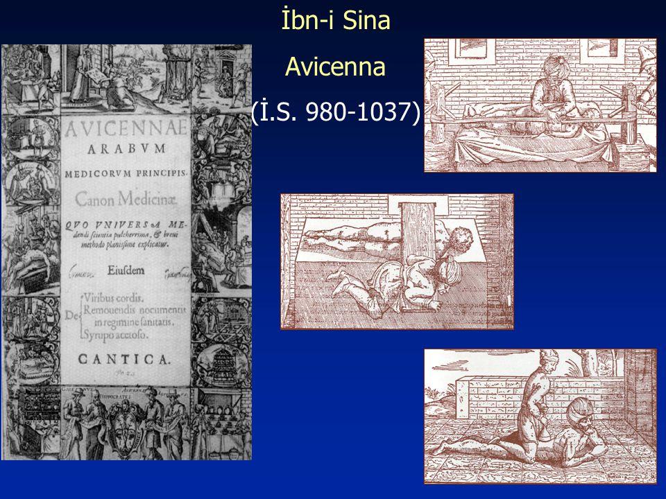 İbn-i Sina Avicenna (İ.S. 980-1037)