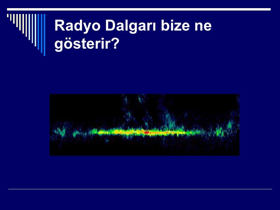Radyo Dalgarı bize ne gösterir