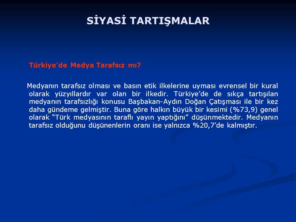 Türkiye'de Medya Tarafsız mı.