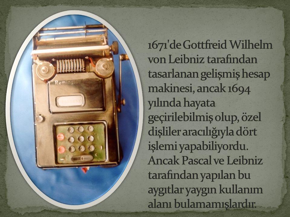 ENIAC ( Elektronik sayısal entegreli hesaplayıcı ), elektrikle çalışan ve elektronik veri işleme kapasitesine sahip ilk bilgisayar.