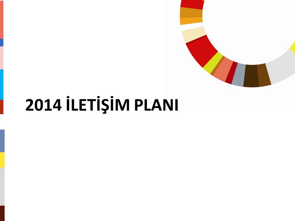 2014 İLETİŞİM PLANI