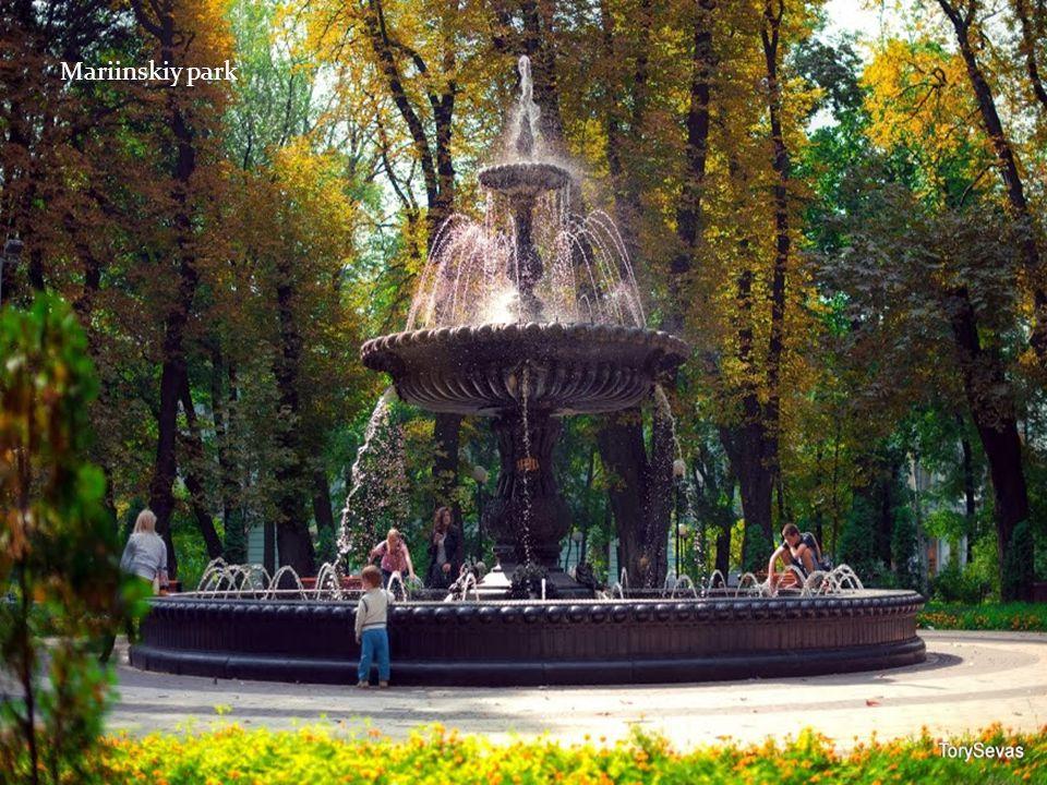 Mariinskiy park