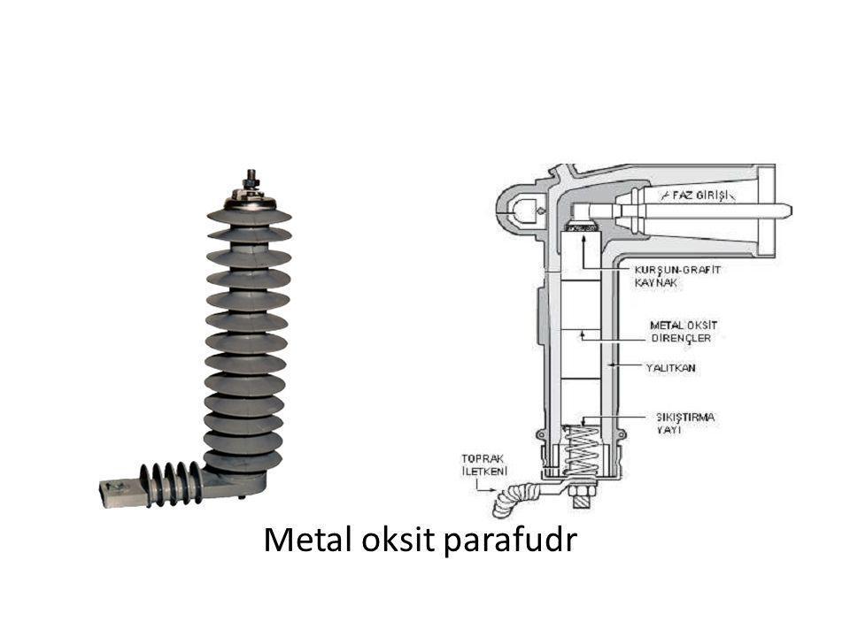Metal oksit parafudr
