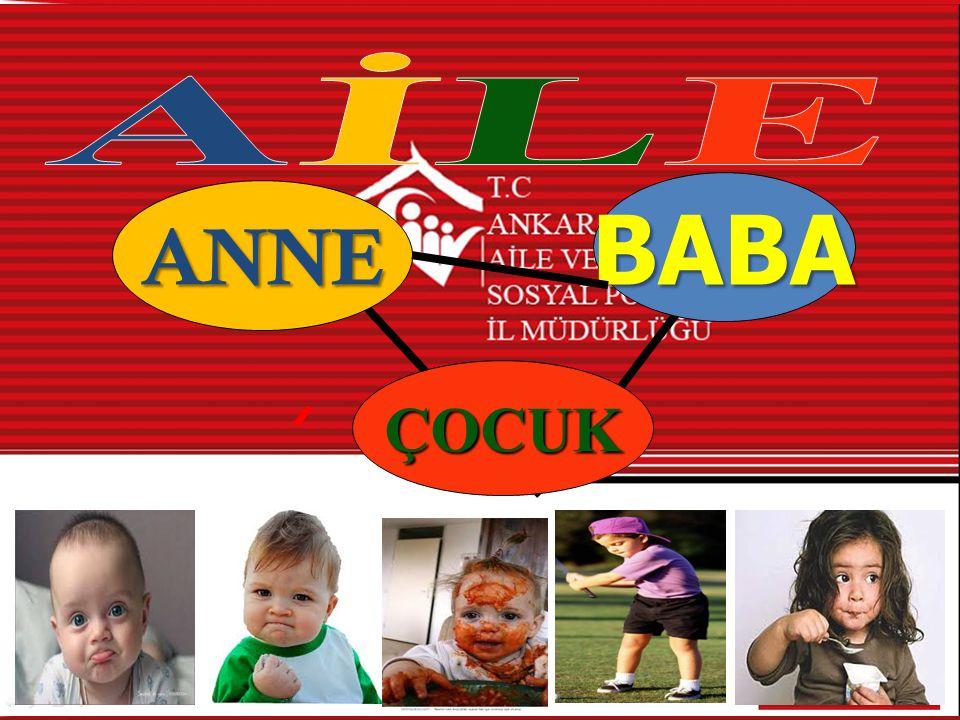ANNE BABA ÇOCUK