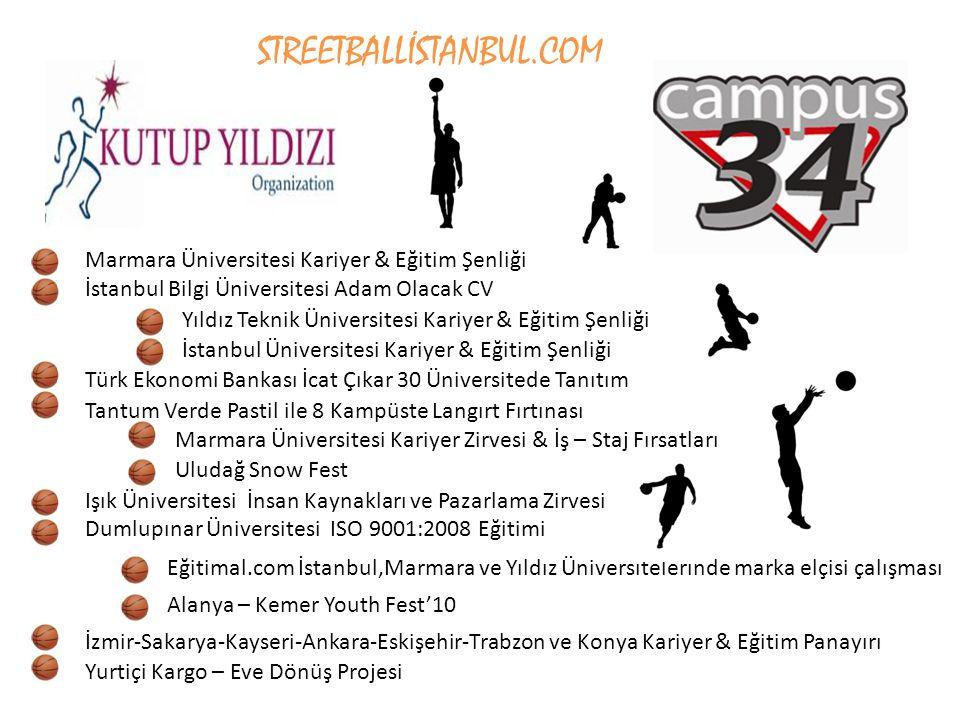 Marmara Üniversitesi Kariyer & Eğitim Şenliği İstanbul Bilgi Üniversitesi Adam Olacak CV Tantum Verde Pastil ile 8 Kampüste Langırt Fırtınası Marmara