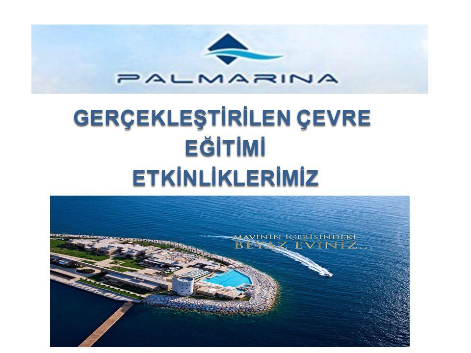 Palmarina Hakkında PALMARINA Bodrum, Mega Yat Kapasitesi ile Türkiye'de Tek… Sunduğu eğlence dünyasının yanı sıra: Türkiye'nin tek yüksek kapasiteli Mega & Giga Yat konaklama limanı olan PALMARINA Bodrum 2014 sezonundan itibaren 710 deniz kapasitesi ile, çeşitli boylardaki yelkenli ve Motor Yatların yanı sıra 69 adet 40 m ve üzeri Mega Yatlara bağlama ve yıl boyu konaklama imkanı veriyor.
