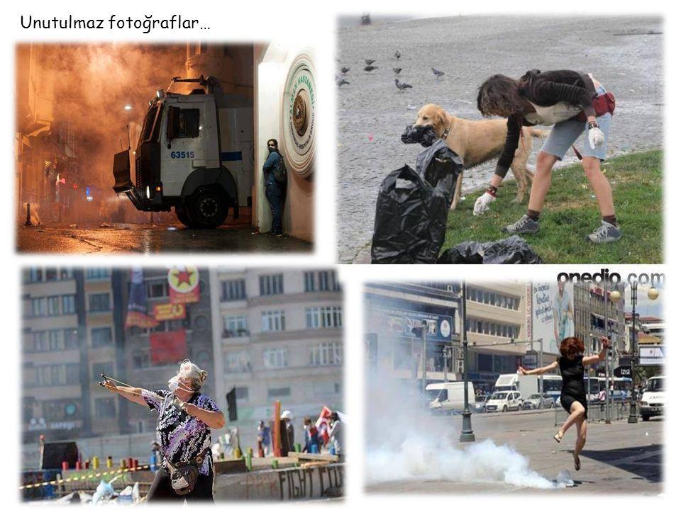 Unutulmaz fotoğraflar… DİVANDİVAN Gaz fişeği