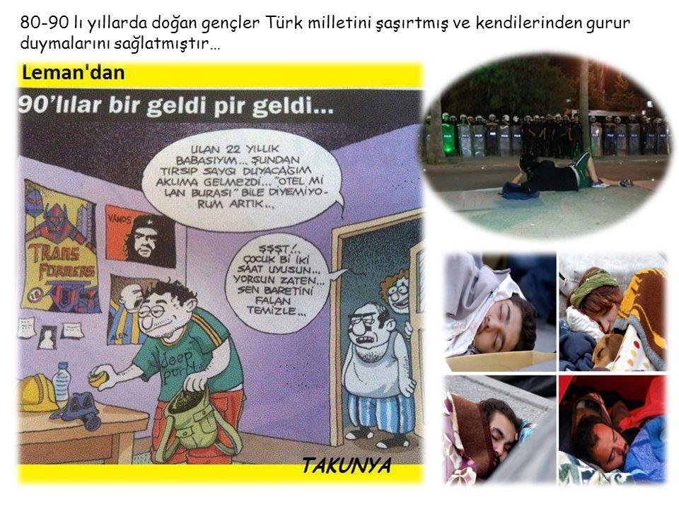 80-90 lı yıllarda doğan gençler Türk milletini şaşırtmış ve kendilerinden gurur duymalarını sağlatmıştır… DİVANDİVAN Gaz fişeği