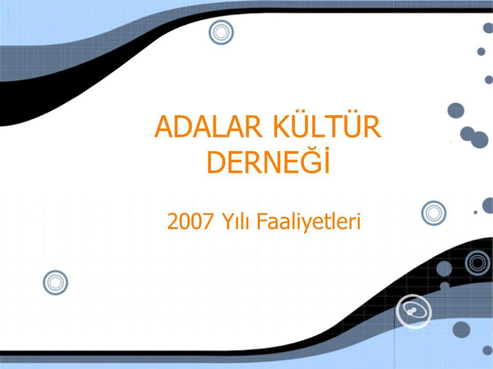 Tiyatro Gösterileri Geleneksel Türk Tiyatrosu'nun önemli temsilcisi Karagöz- Hacivat, değerli ustası Hasan Hüseyin Karabağ tarafından Büyükada Çınar Meydanı'na getirildi.