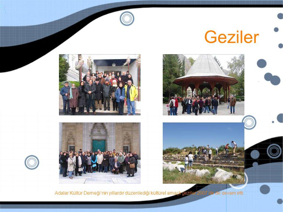 Sergiler Gökden Alpman'ın seramik sergisi ve Prof.Erol Eti'nin resim sergisi Anadolu Kulübü'nde yapıldı.