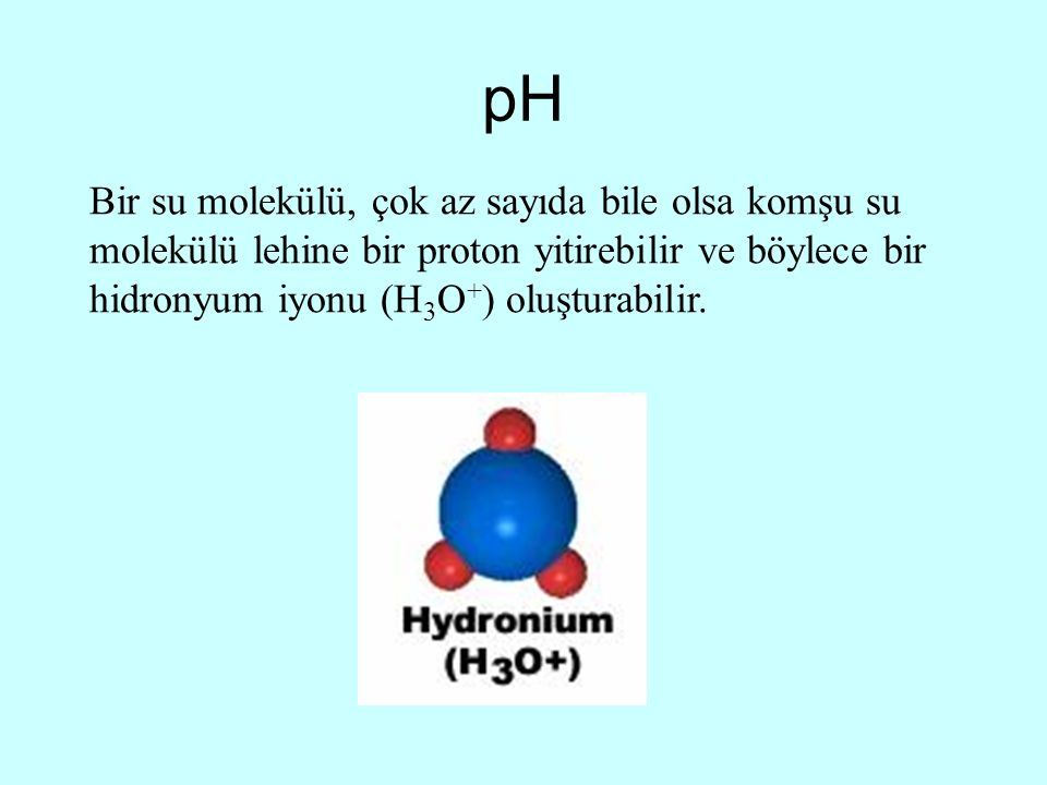 Eklenen NaOH miktarlarına karşılık pH değerlerinin grafiği çizilir.