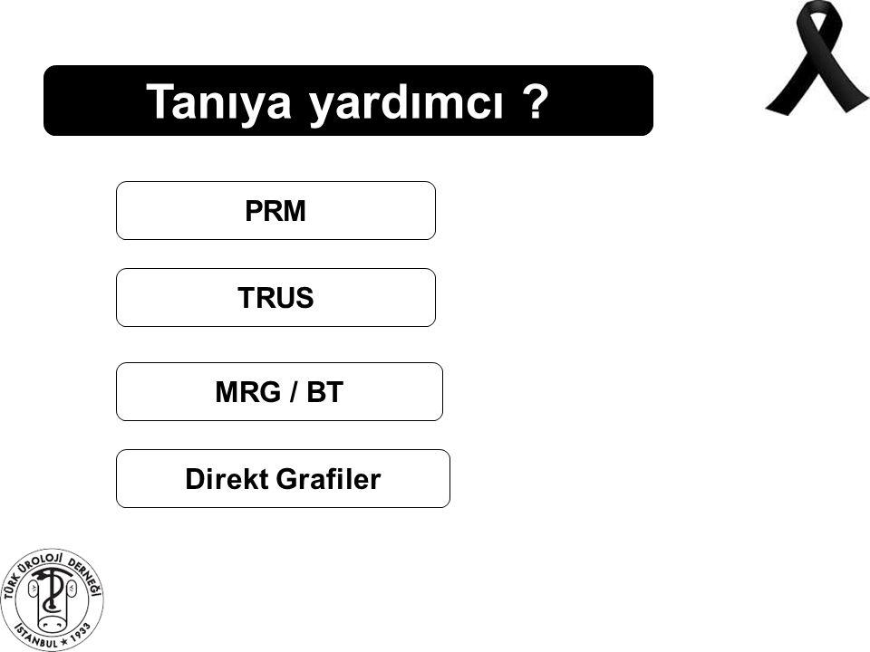 Tanıya yardımcı ? PRM TRUS MRG / BT Direkt Grafiler