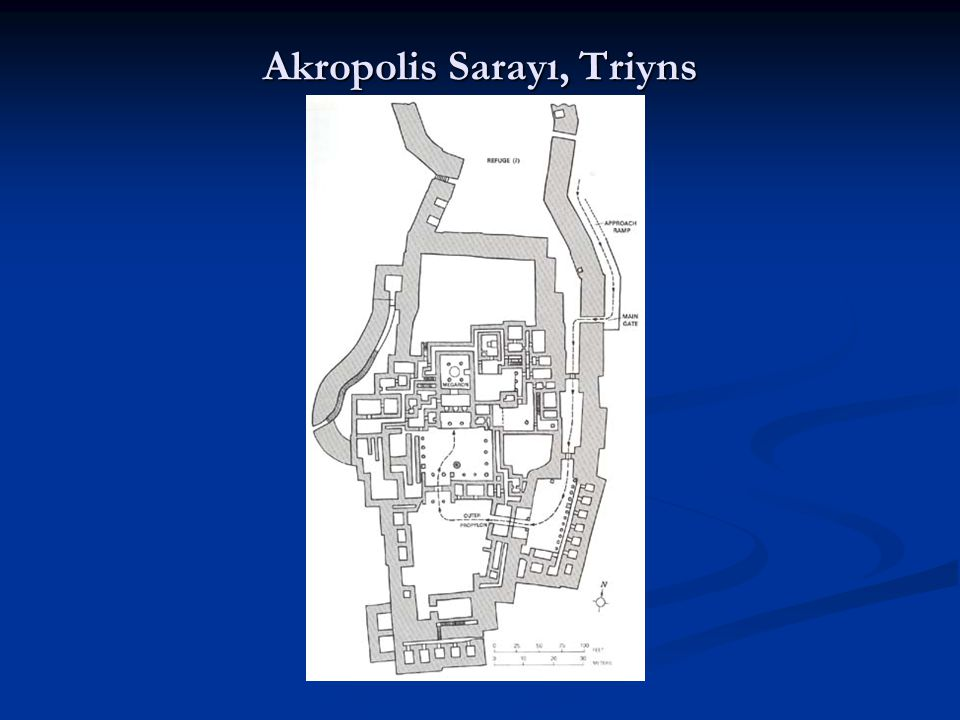 Akropolis'de inşa edilmiş son ana yapı Erechtheion aynı zamanda en alışılmadık olanıdır.