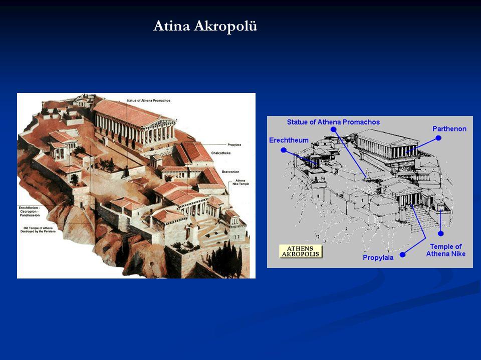 Atina Akropolü
