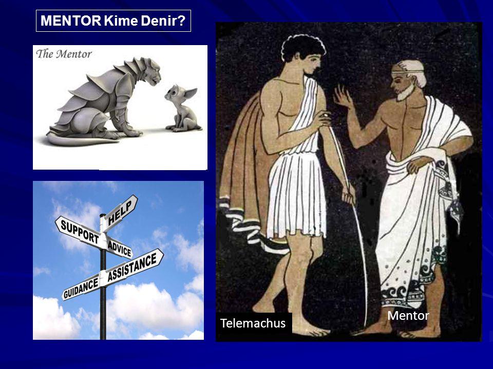 Telemachus Mentor MENTOR Kime Denir?