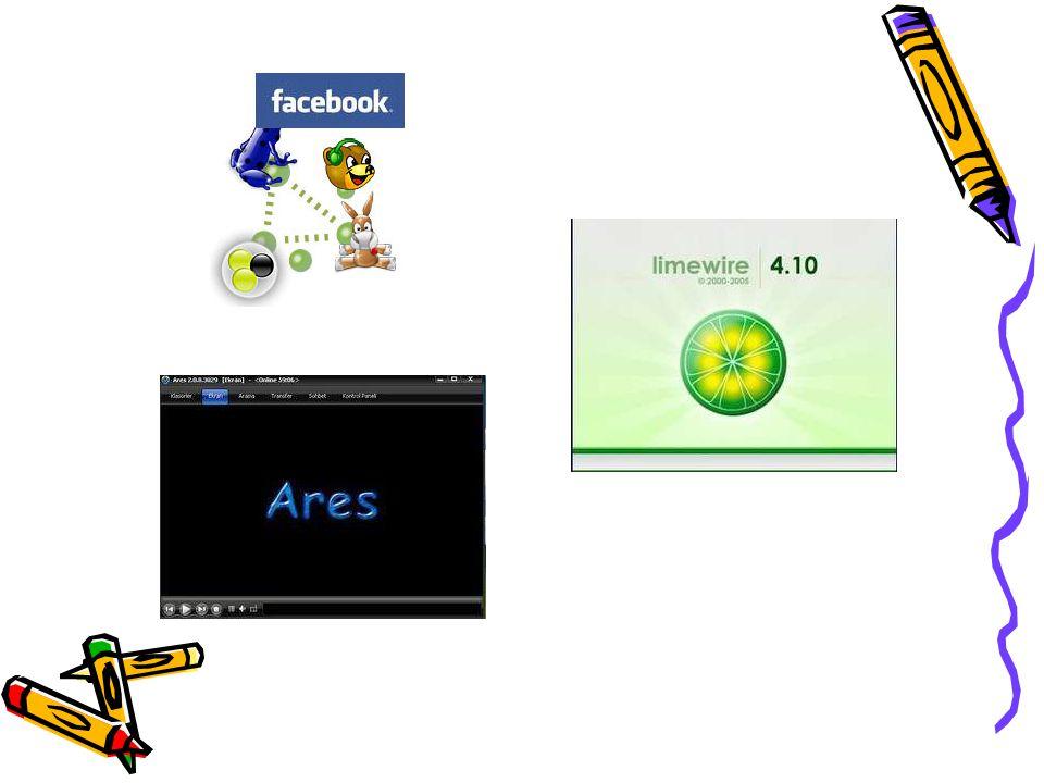-Freenet P2P platformu üzerine geliştirilen ticari uygulamlar. -Intel eğitim amaçlı olarak kullanması -Ayrıca P2P kullanan programları da sıralayacak