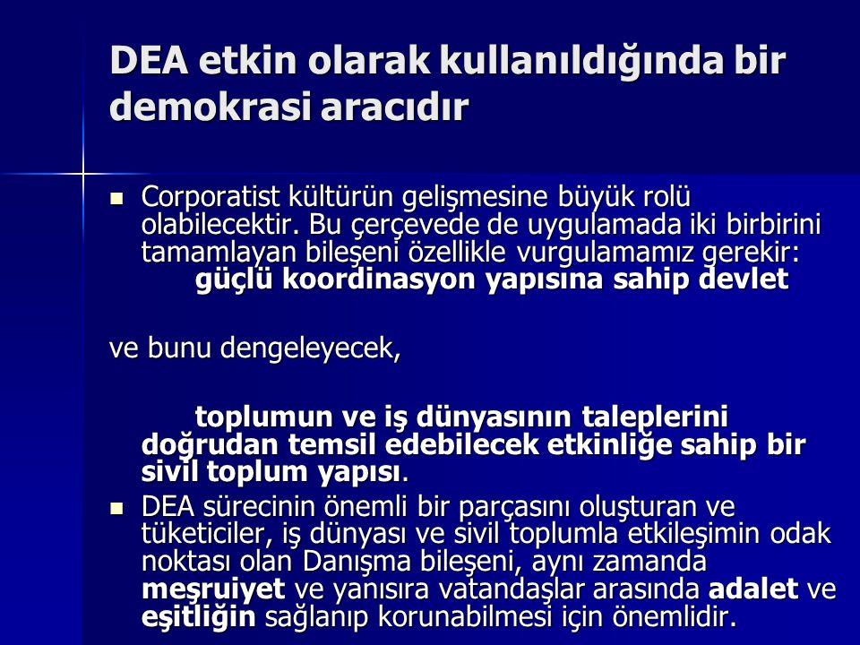 Konusunda lider bir sivil toplum kuruluşu olan Türkiye Kurumsal Yönetim Derneği de hiç kuşkusuz sürecin en önemli paydaşlarından olacaktır.