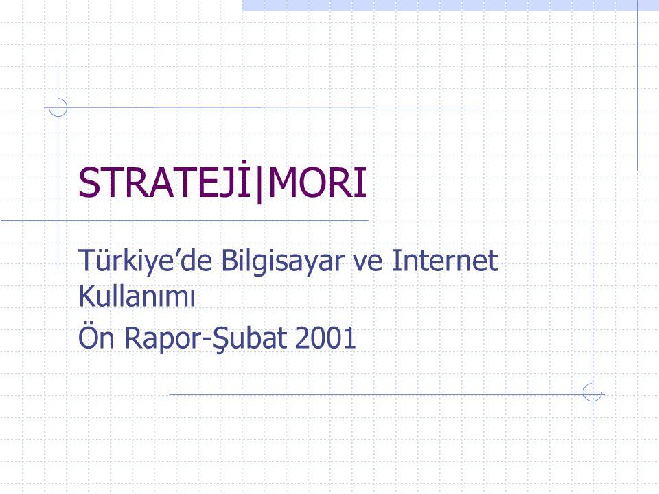 Sonuç Olarak: Türkiye'de bilgisayar sahipliğinin yükselme trendinde bir duraklama var...