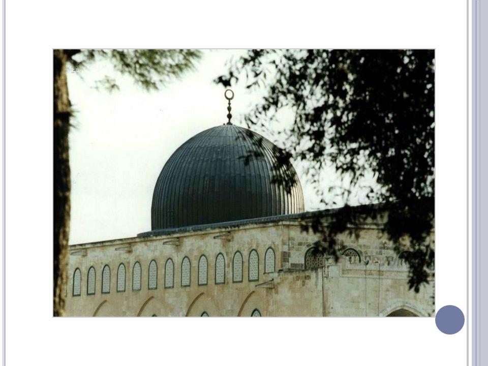 (C) K UTSAL M EKÂNLAR - Aksâ, Arapça bir kelime olup uzak anlamına gelmektedir.