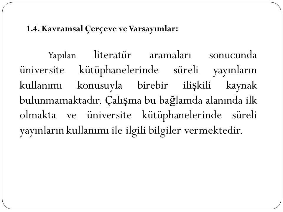 Atatürk Üniversitesi Merkez Kütüphanesi Süreli Yayınlar Bölümü ş uan itibariyle ülke üniversite kütüphaneleri arasında dermesi oldukça zengin ve faydalı kütüphaneler arasındadır.