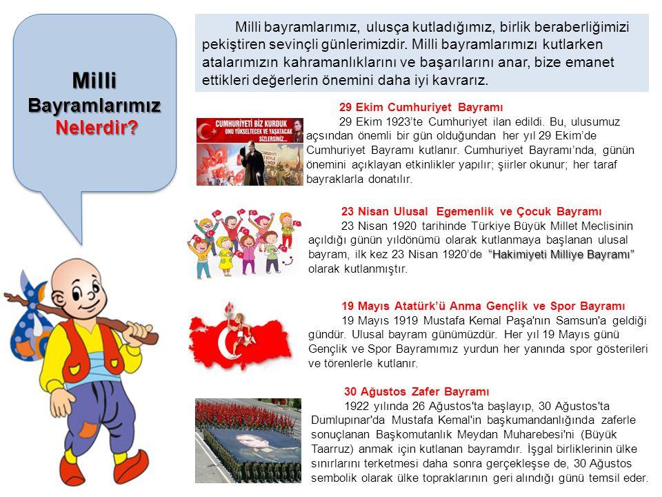 Bir zamanlar Antalya'da milli bayram kutlaması…