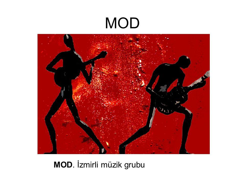 MOD MOD. İzmirli müzik grubu