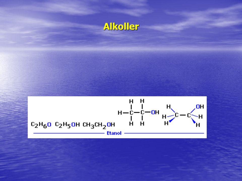 Karboksilli asitler C 10 ile C 20 arası yağ asitleri C 10 ile C 20 arası yağ asitleri kaprik (capric) (CH3(CH2)8CO2H), kaprik (capric) (CH3(CH2)8CO2H), laurik (lauric) (CH3(CH2)10CO2H), laurik (lauric) (CH3(CH2)10CO2H), miristik (myristic) (CH3(CH2)12CO2H), miristik (myristic) (CH3(CH2)12CO2H), palmitik (palmitic) (CH3(CH2)14CO2H), palmitik (palmitic) (CH3(CH2)14CO2H), stearik (stearic) (CH3(CH2)16CO2H) stearik (stearic) (CH3(CH2)16CO2H) ve araşidik (arachidic) (CH3(CH2)18CO2H) asitlerdir.
