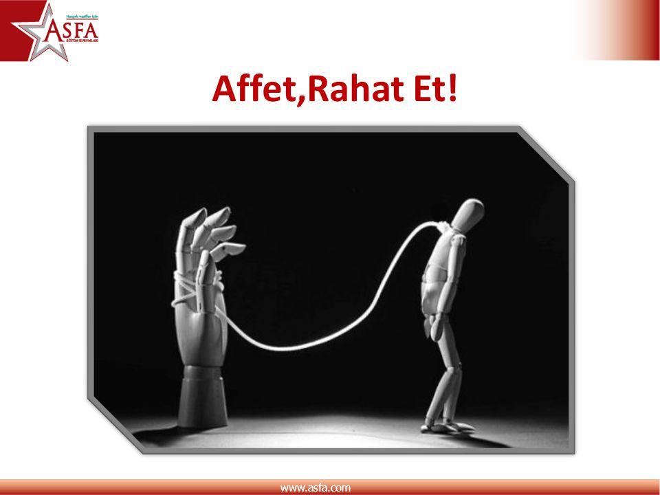 www.asfa.com Affet,Rahat Et!