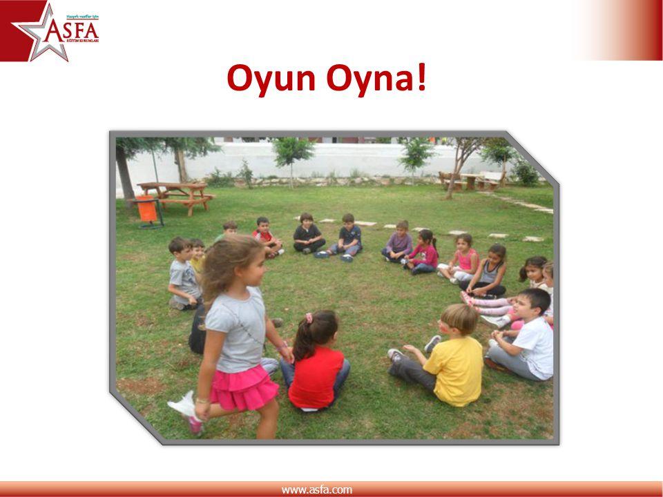 www.asfa.com Oyun Oyna!