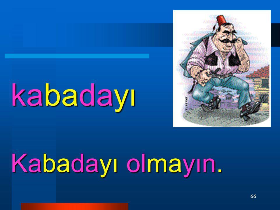 65 albay Talat albay oldu.
