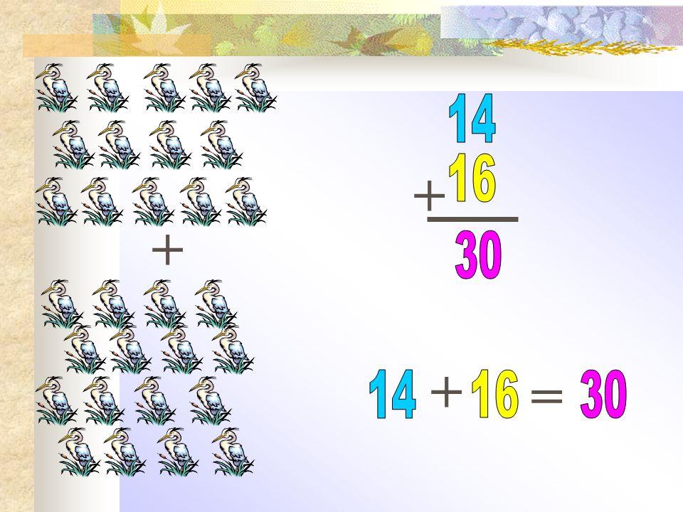 13 9 22 + 13 1 Onluk 3 Birlik + + 9 9 Birlik = = 2 2 Onluk 2 Birlik