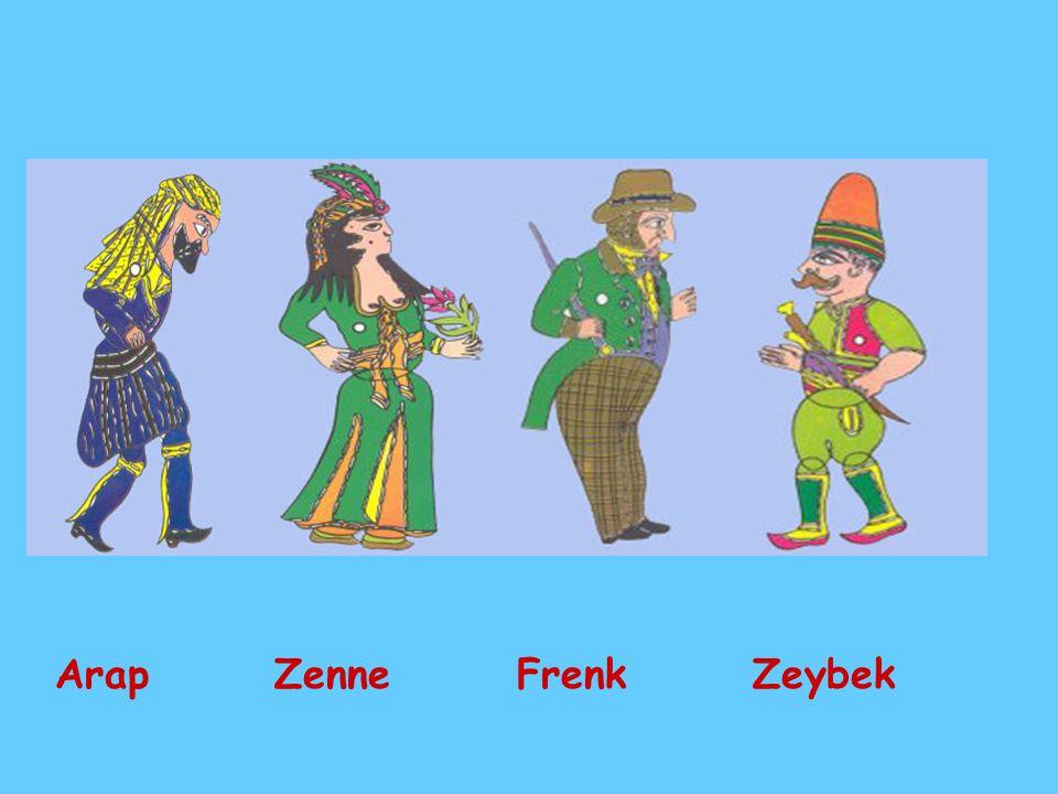 Arap Zenne Frenk Zeybek