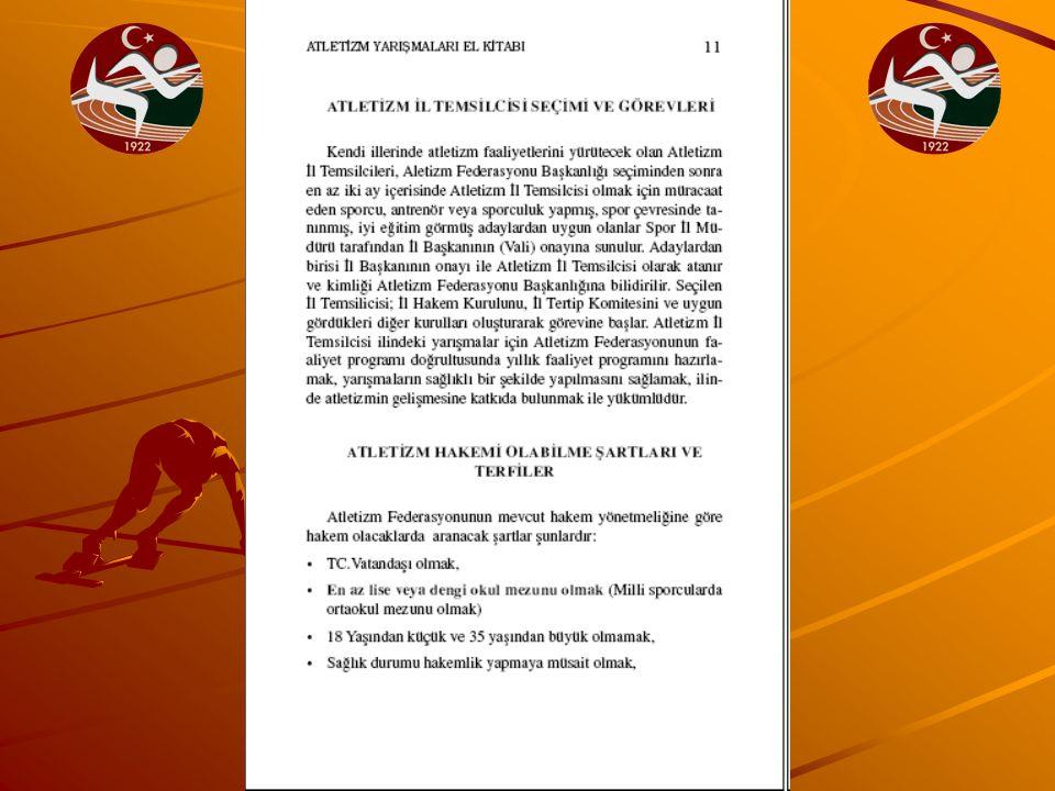 M.H.K.1.Federasyon başkanının teklifi yönetim kurulunun onayı ile seçilir.