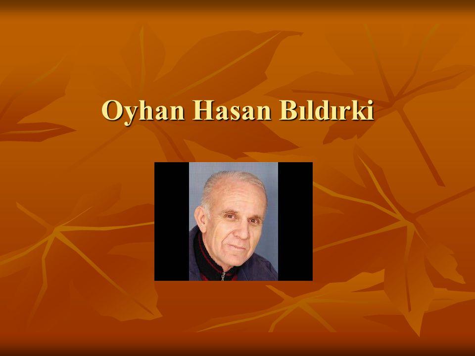 Oyhan Hasan Bıldırki