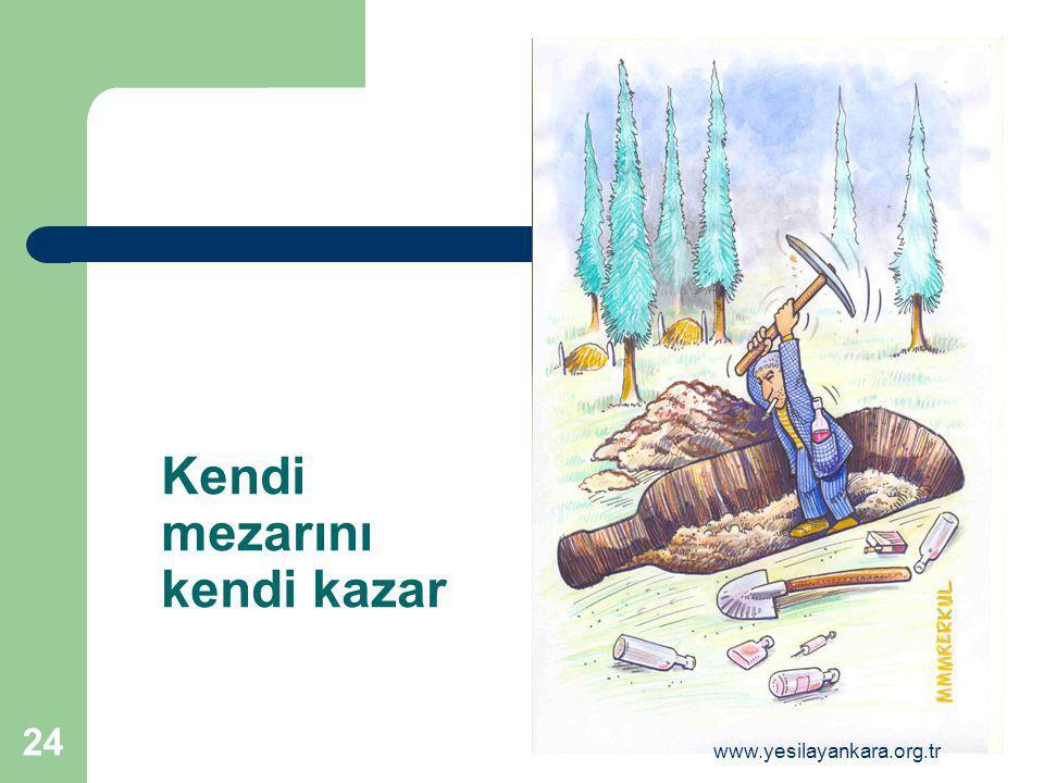 24 Kendi mezarını kendi kazar www.yesilayankara.org.tr