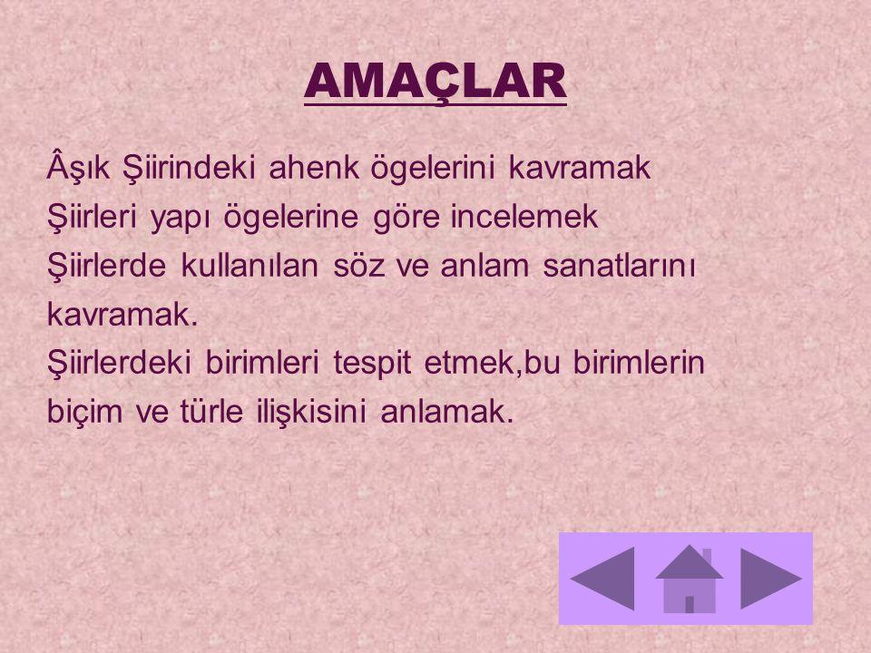 KAYNAKÇA www.antoloji.com www.turkceciler.com www.siirperisi.com www.hekimce.com/foto_galeri www.edebiyatdefteri.com 10.Sınıf Edebiyat Konu Anlatımlı, Yusuf Aras,ESEN YAYINLARI