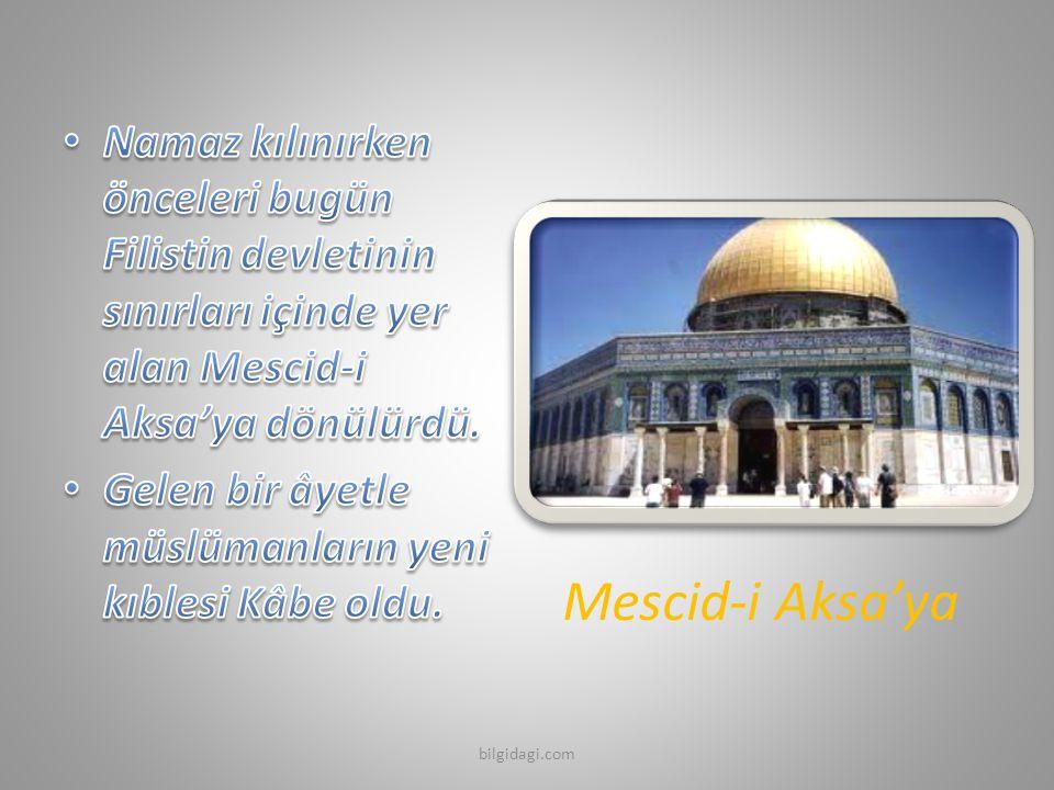Mescid-i Aksa'ya bilgidagi.com